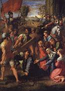Raphael Christ on the Road to Calvary oil painting reproduction