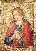 Simone Martini St John the Evangelist oil painting reproduction