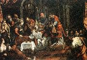 Tintoretto The Circumcision oil painting reproduction
