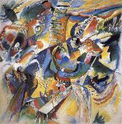 Wassily Kandinsky Improvisation Gorge oil painting reproduction