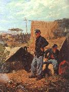 Winslow Homer Home Sweet Home painting