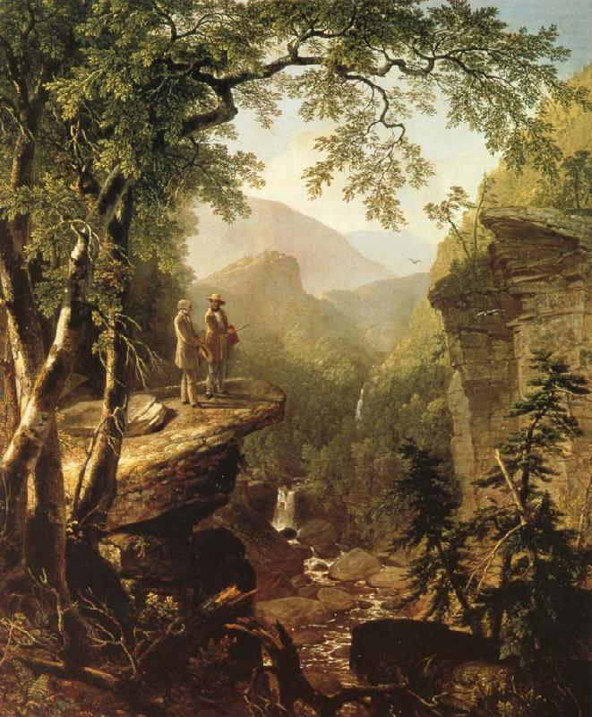 Asher Brown Durand Verwandte Seelen china oil painting image