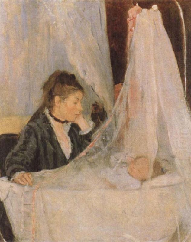 Berthe Morisot The Cradle china oil painting image