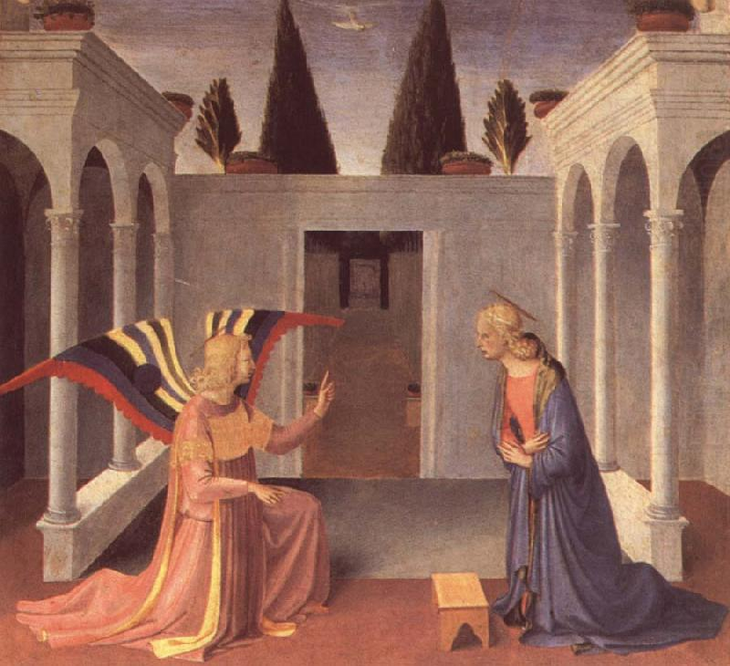 Fra Angelico The Annunciation china oil painting image