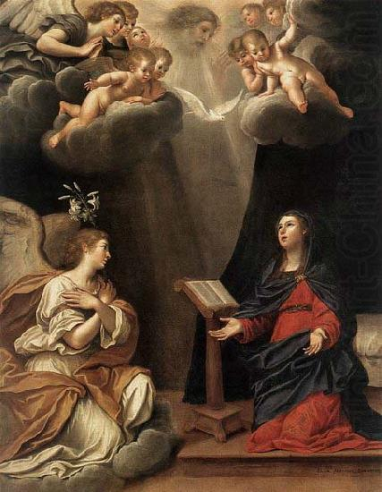 Albani  Francesco The Annunciation china oil painting image