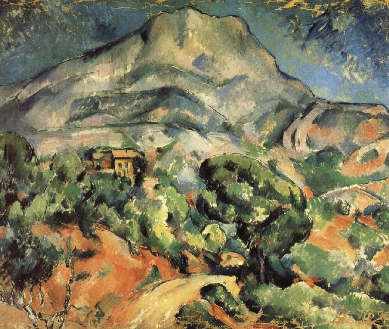 Paul Cezanne Victor S. Hill 5 china oil painting image