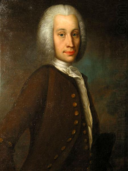 Olof Arenius Anders Celsius china oil painting image