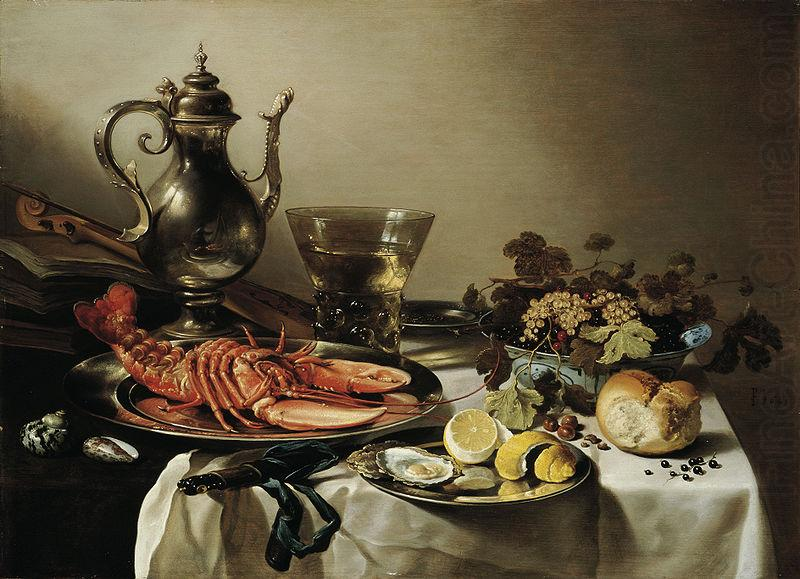 Willem Claesz. Heda Tafel mit Hummer china oil painting image