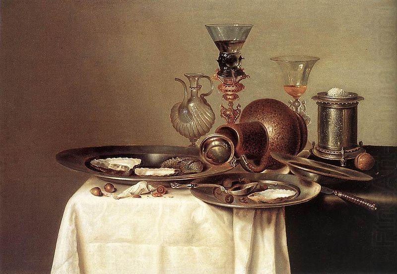 Willem Claesz. Heda Still life china oil painting image