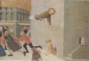 SASSETTA The Blessed Ranieri Rasini Freeing the Poor from a Prison in Florence (mk05) china oil painting image