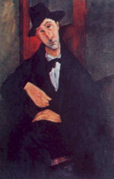 Portrait de Mario, Amedeo Modigliani