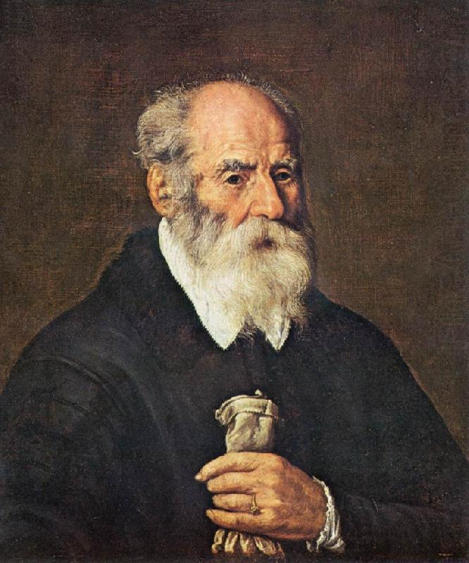 Portrait of an Old Man with Gloves 22, BASSETTI, Marcantonio