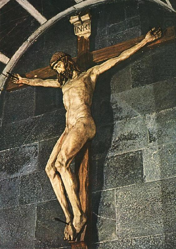 Crucifix  no, BRUNELLESCHI, Filippo