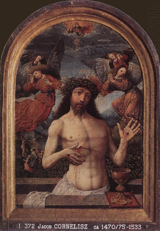 Man of Sorrows dfg, CORNELISZ VAN OOSTSANEN, Jacob