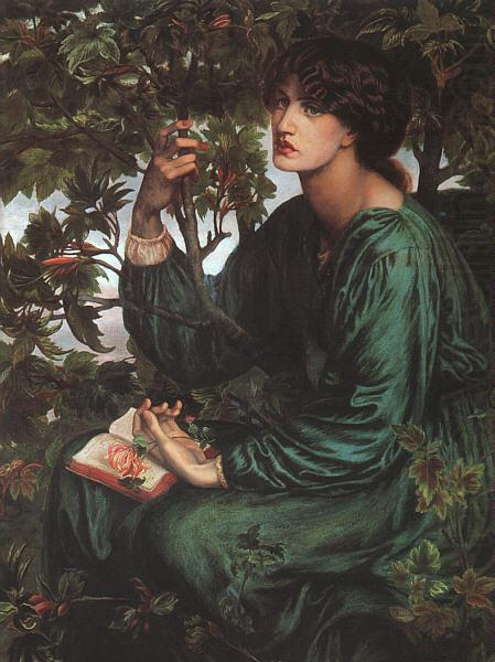 Dante Gabriel Rossetti The Day Dream