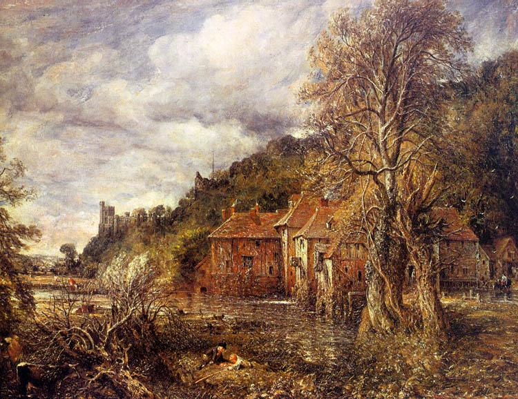 the popularity of john constables paintings dedhame John constable was born in east bergholt, a village on the river stour in suffolk, to golding and ann (watts) constable his father was a wealthy corn merchant, owner of flatford mill in east bergholt and, later, dedham mill in essex.