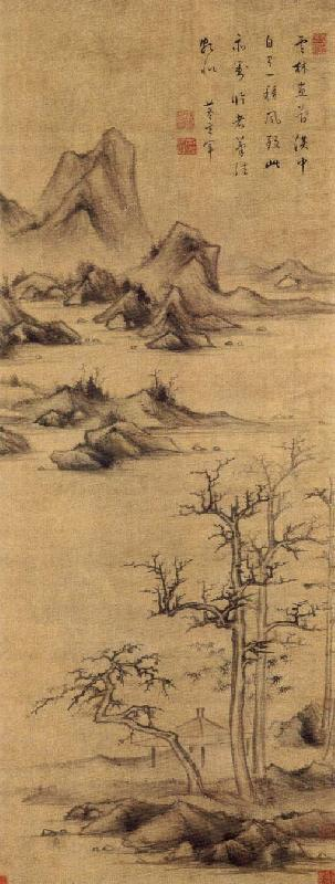 Dong Qichang 4 Wholesale Chinese Traditional Painting