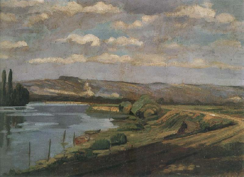 Andre derain landscape