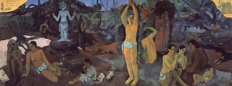 D ou venous-nous, Paul Gauguin