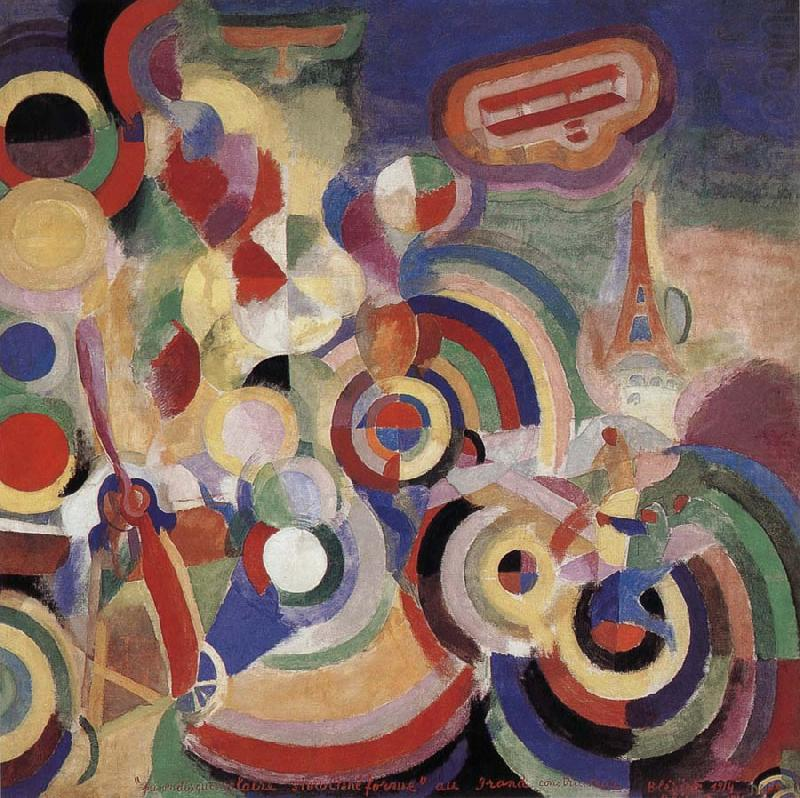 Pay one-s respects to Belei, Delaunay, Robert