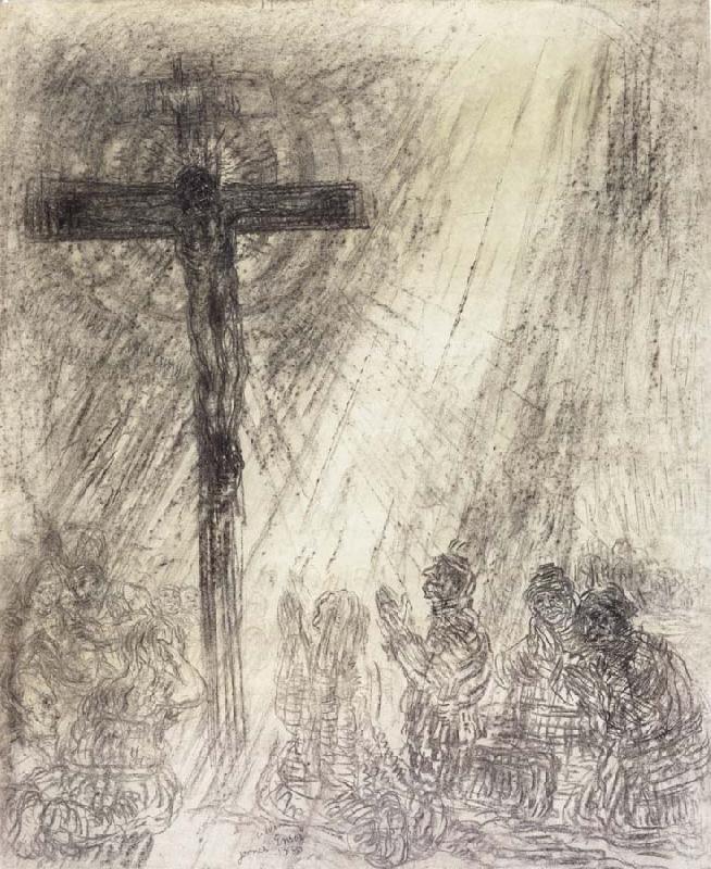 Calvary, James Ensor