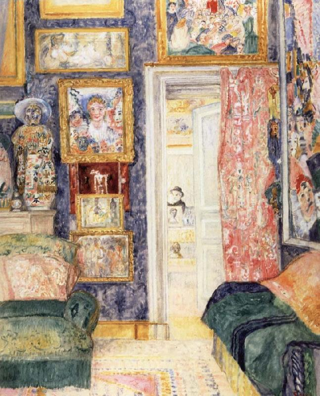 The Artist-s Studio, James Ensor