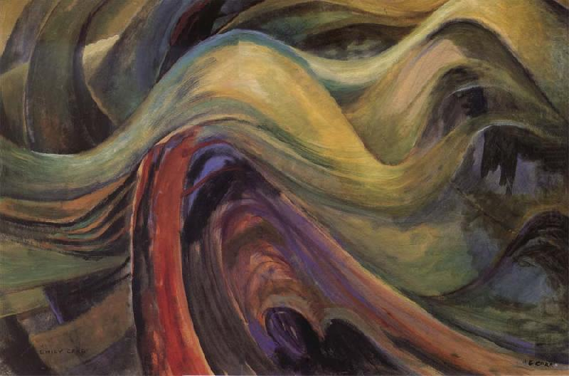 Abstract Tree Forms, Emily Carr