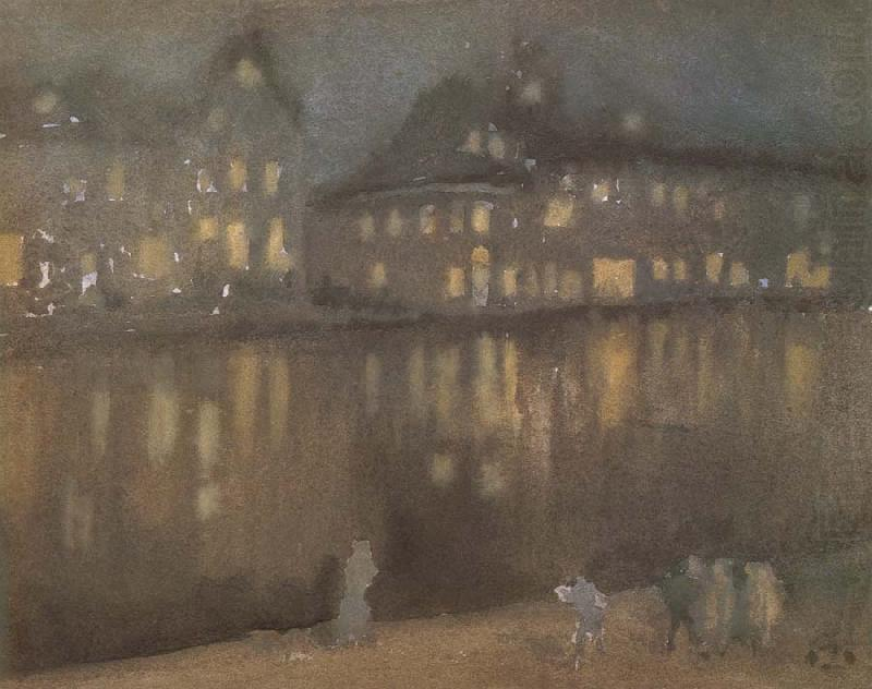 Whistler Oil Painting Price