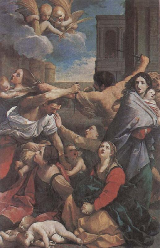 The Massacre of the Innocents, RENI, Guido