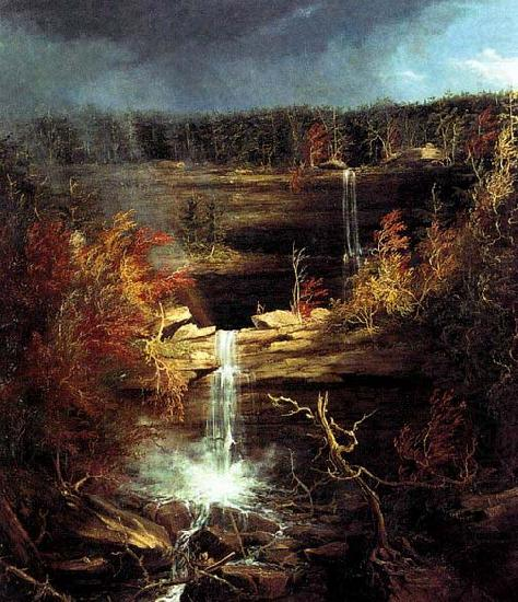 Falls of the Kaaterskill, Thomas Cole