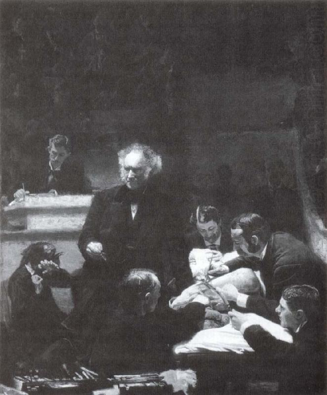 Agnew Clinic By Thomas Eakins Painted In  Art History