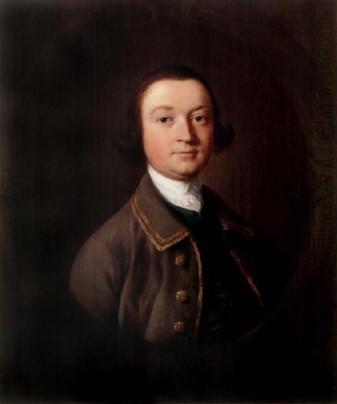 Portrait of John Vere, Thomas Gainsborough