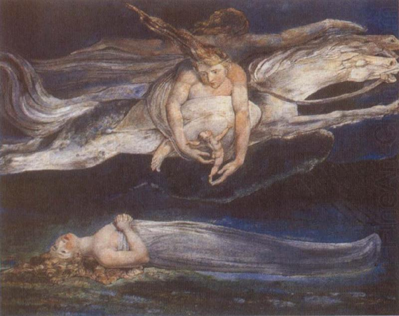 Pity, William Blake