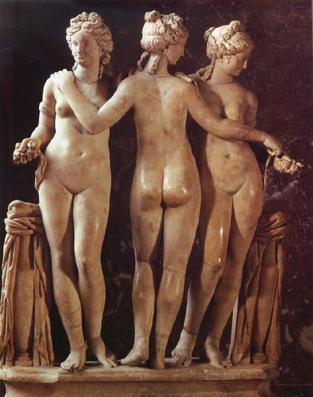 The Three Graces, unknow artist
