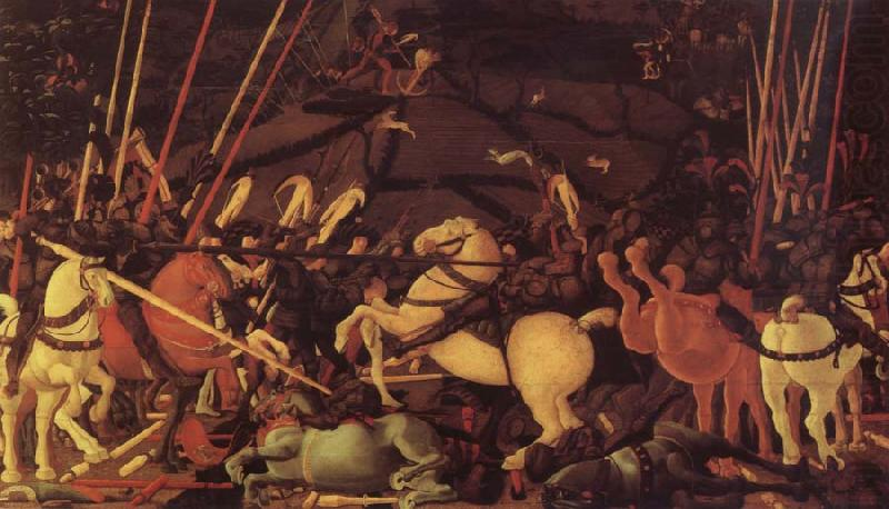 uccello battle of san romano. The attle of San Romano the