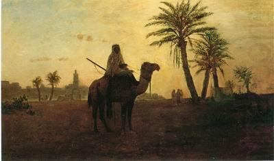 Arab or Arabic people and life. Orientalism oil paintings 588, unknow artist