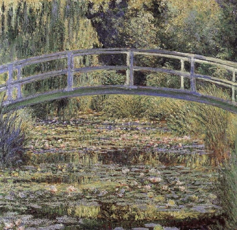 Nackrosor, Claude Monet
