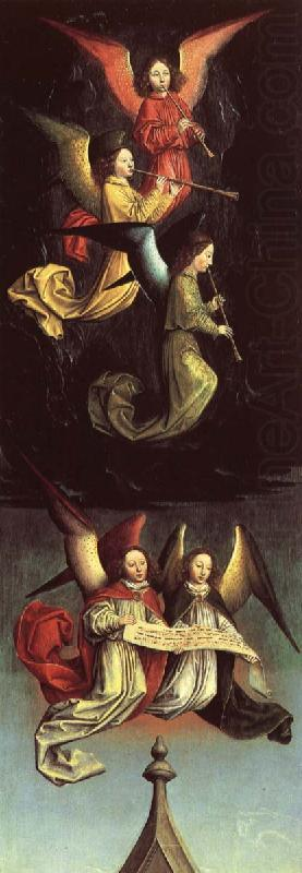 A Choir of Angels, Marmion, Simon