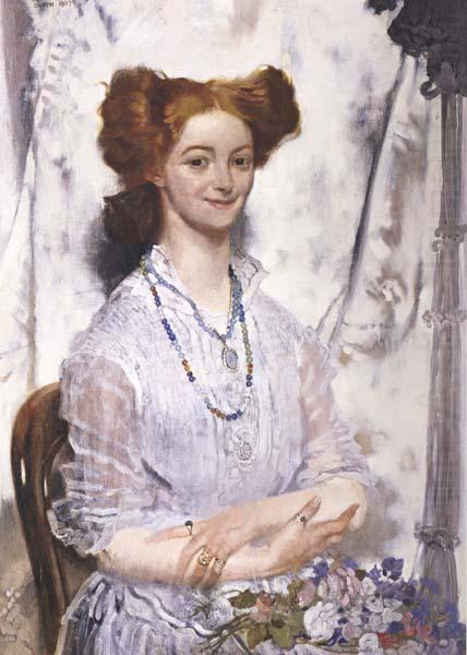 Young Ireland Grace Gifford, Sir William Orpen