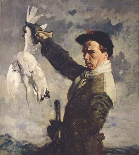 The Dead Ptarmigan Sir William Orpen Wholesale Oil