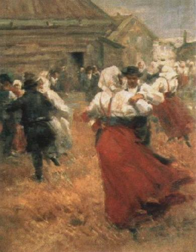 country festival, Anders Zorn