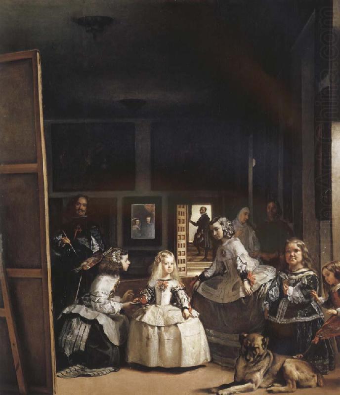 Las Meninas Diego Velazquez Wholesale Oil Painting China ...