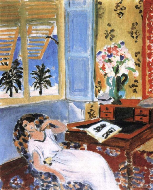 Henri Matisse Lunch