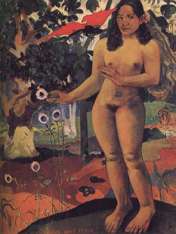 Tahiti Nude, Paul Gauguin