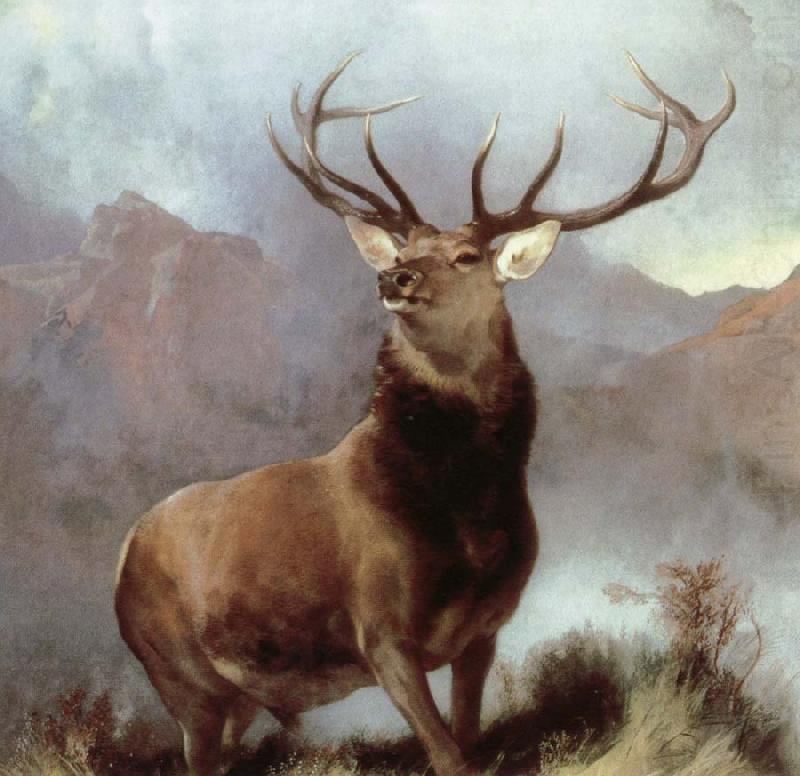 monarch of the glen, Sir Edwin Landseer