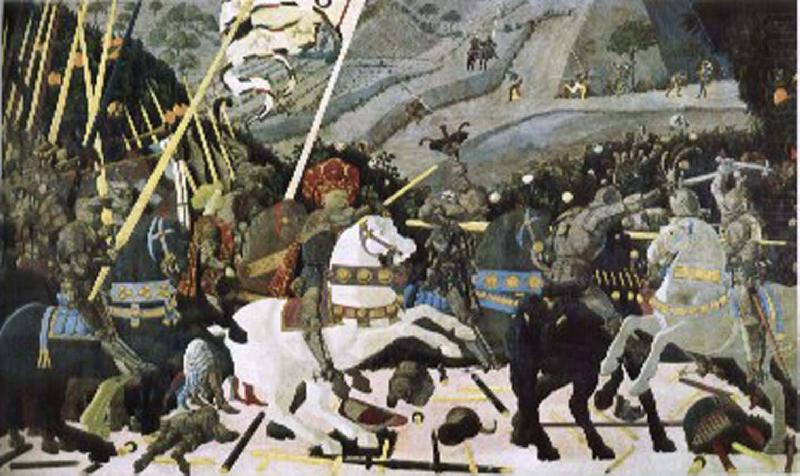 uccello battle of san romano. Battle of San Romano, UCCELLO,