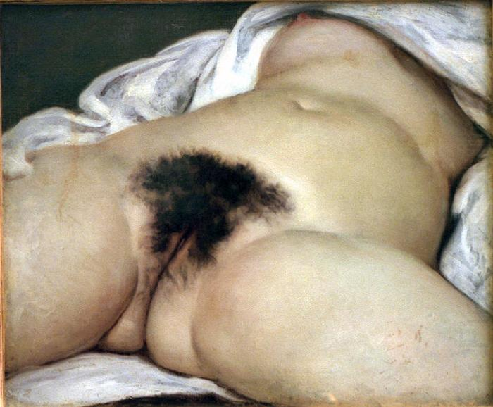 The Origin of the World, Gustave Courbet