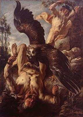 Jacob Jordaens, Prometheus, Jacob Jordaens