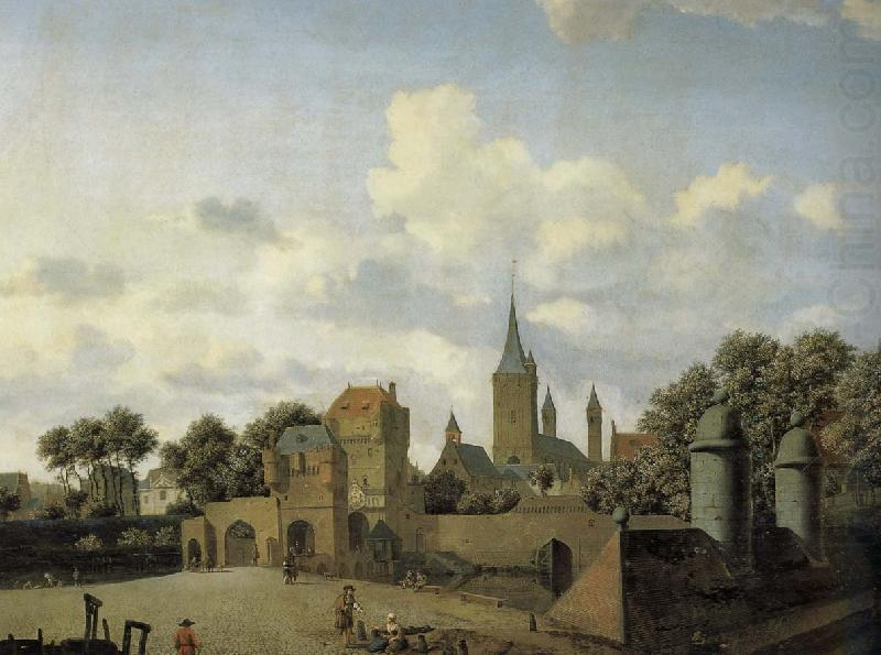 Church of the landscape, Jan van der Heyden