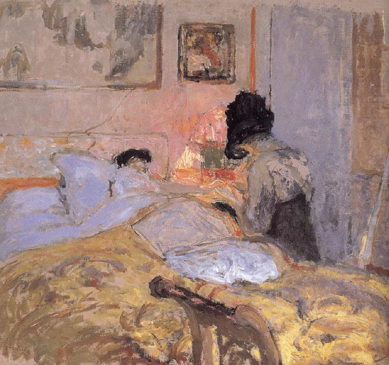 Nail Beautification Division, Edouard Vuillard